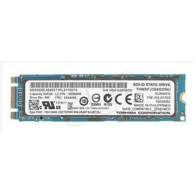 DYSK SSD LENOVO ThinkPad 256GB M.2 OPAL2.0 4XB0G54146