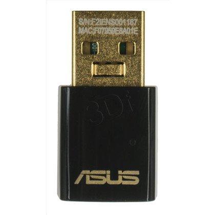 ASUS Karta sieciowa bezprzewodowa USB-AC51 USB 2.0