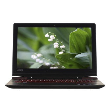 "Lenovo Y700 i7-6700HQ 16GB 15,6"" FHD 1000+128GB HD 530 GTX 960M Win10 Czarny 80NV00BUPB 2Y"