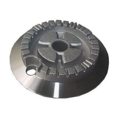 Kołpak (podstawa) palnika średniego Whirlpool (481936078395)