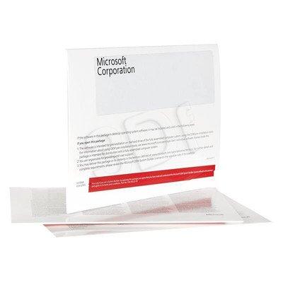 MS Win Pro 7 SP1 32/64 Polish OEM Medialess