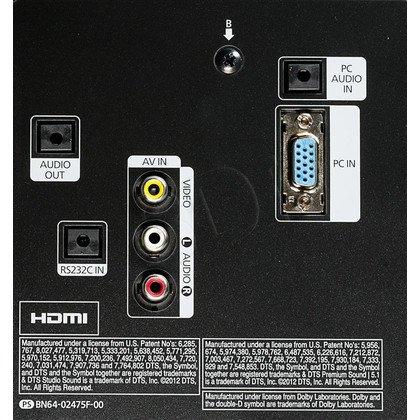 """MONITOR SAMSUNG 40"""" LH40RMDPLGU/EN"""