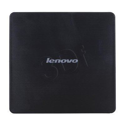 Nagrywarka DVD LENOVO DB65 USB 3.0 Zewnętrzny Czarny BOX