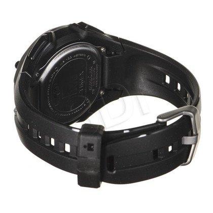 ZEGAREK TIMEX IROMAN 30-LAP BLACK/SILVER