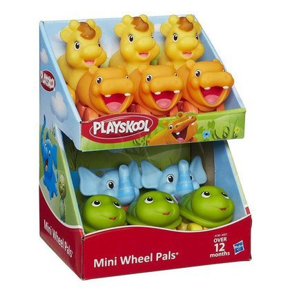 PLA PLAYSKOOL WHEEL PALS MINI POJAZDY HASBRO A7391