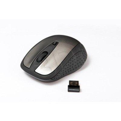 BEZPRZEWODOWA MYSZ MODECOM MC-WM4 nano-USB GRAY-BLA