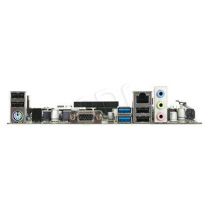 ASROCK H81M-VG4 R2.0 H81 LGA1150 (PCX/DZW/VGA/GLAN/SATA3/USB3/DDR3) mATX