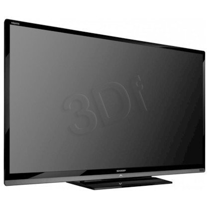 """TV 70"""" LCD LED Sharp LC-70LE747E (Tuner Cyfrowy 100Hz Smart TV Tryb 3D USB LAN)"""