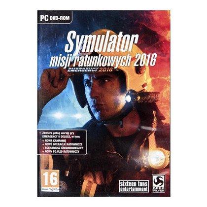 Gra PC Symulator Misji Ratunkowych: Emergency 2016