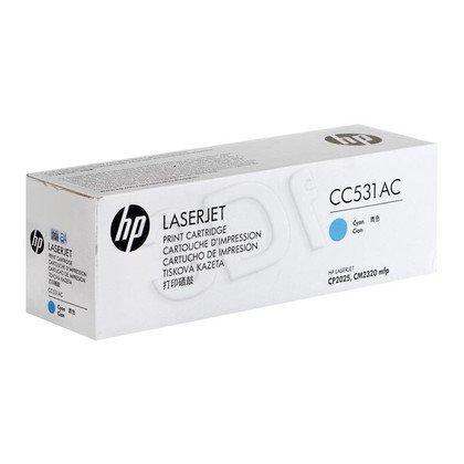 HP Toner Niebieski HP304AC=CC531AC, 2800 str.