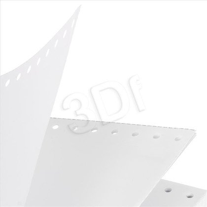 NC Papier do drukarek igłowych OMEKO 240x12 1+0