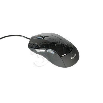 MYSZ ZALMAN ZM-M300 - OPTYCZNA - 2500 DPI - USB - CZARNA