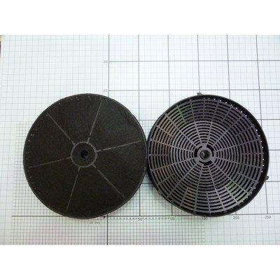 Filtr węglowy FWK400 komplet 2 sztuki (1160658)