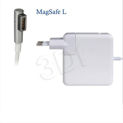 AKYGA ZASILACZ DO NOTEBOOKA APPLE 18.5V 4.6A 85W MAGSAFE L AK-ND-16