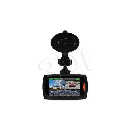 MEDIA-TECH U-DRIVE DUAL - SYSTEM 2 KAMER SAMOCHODOWYCH DO REJESTRACJI ZDARZEŃ DROGOWYCH. FULL HD 1080P, KAMERA COFANIA MT4056