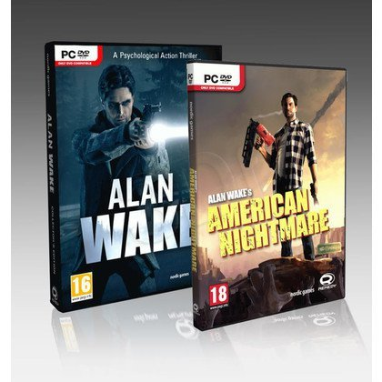 Gra PC Alan Wake Bundle (klucz do pobrania)