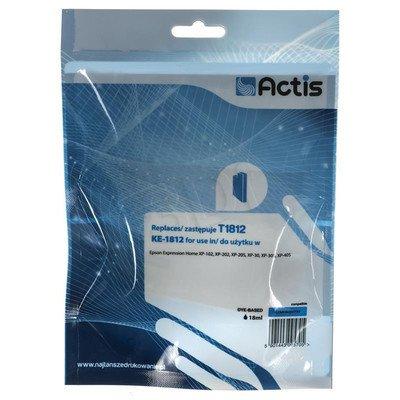 Actis KE-1812 tusz cyan do drukarki Epson (zamiennik Epson T1812) Standard