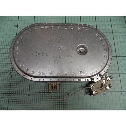 Płytka grzejna ceramiczna 140x250N 1800W 230V (8001789)