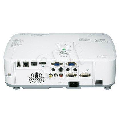 PROJEKTOR NEC M311W LCD WXGA 3100 ANSI 3000:1 HDMI LAN USB