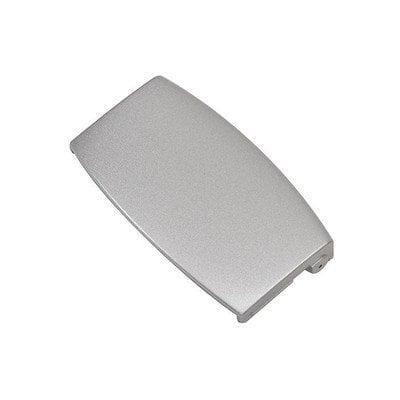 Uchwyt drzwi pralki w kolorze srebrnym metalicznym (1108254135)