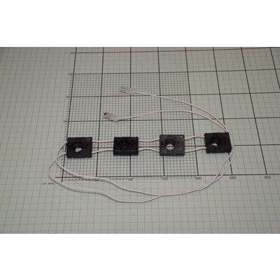 Zespół łączników zapalacza 4-polowy /ZWPC 4-12 (8008003)