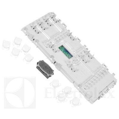 Układ elektroniczny sterowania i wyświetlacza pralki (1100991403)