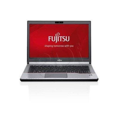 "Fujitsu LIFEBOOK E546 i5-6200U 4GB 14"" FHD 500 + 8GB HD 520 Win7P W10P Srebrny 1 y"