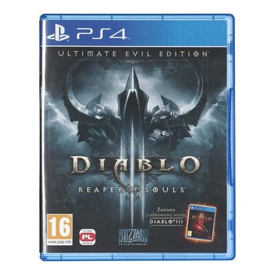 Gra PS4 Diablo 3 Ultimate Evil Edition