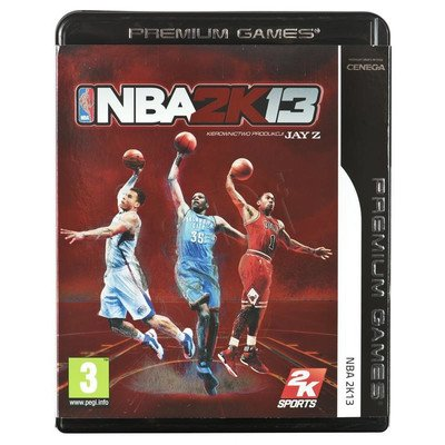 Gra PC NPG NBA 2K13