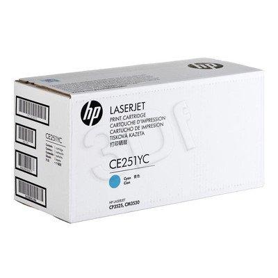 HP Toner Niebieski HP504YC=CE251YC, 7000 str.