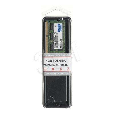 GOODRAM DED.NB W-PA3677U-1M4G 4GB 1066MHz DDR3