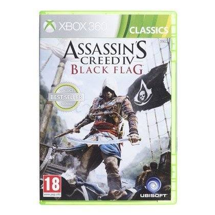 "Gra Xbox 360 Assassin""s Creed 4 Classics"