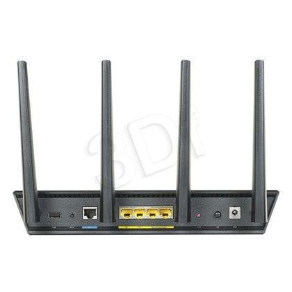Asus RT-AC87U - Dwupasmowy bezprzewodowy router gigabitowy AC2400