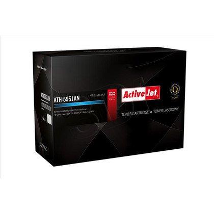 ActiveJet ATH-5951AN cyan toner do drukarki laserowej HP (zamiennik 643A Q5951A) Premium
