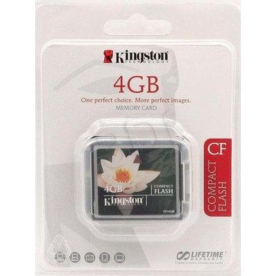 KINGSTON COMPACT FLASH CF/4GB