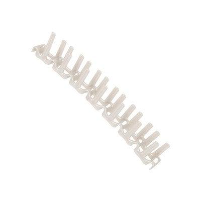 Wsporniki podtrzymujące kubki do zmywarki w kolorz srebrnym (1528354101)