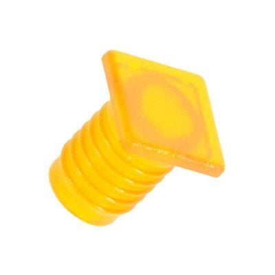 Pomarańczowa wkładka lampki kontrolnej piekarnika (3556202012)