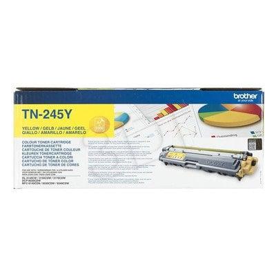 BROTHER Toner Żółty TN245Y=TN-245Y, 2200 str.