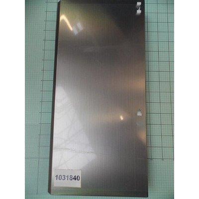 Drzwi zamrażarki lewe inox (1031840)