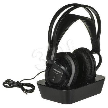 Słuchawki nauszne Panasonic RP-WF830E-K (Czarny Radio)