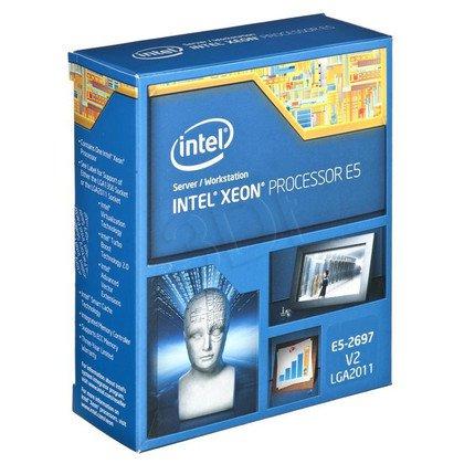 Procesor Intel Xeon E5-2697 v2 2700MHz 2011 Box