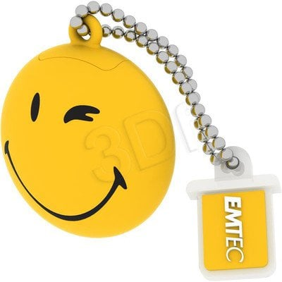 EMTEC FLASH SW100 8GB USB2.0 TakeItEasy Yellow