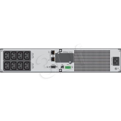 "POWER WALKER UPS LINE-INTERACTIVE 1000VA 8XIEC, LCD, RACK19"", RJ11/RJ45, USB/RS-232"