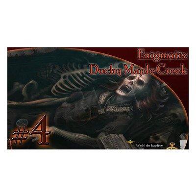 Gra PC Enigmatis: Duchy Maple Creek (klucz do pobrania)