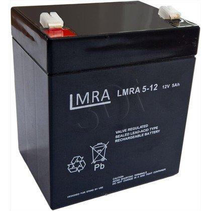 Akumulator MPL 12V 5Ah MW 5-12