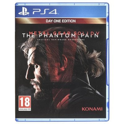 Gra PS4 Metal Gear Solid V The Phantom Pain