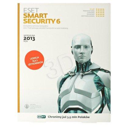 ESET SMART SECURITY BOX - 3 STAN/12M