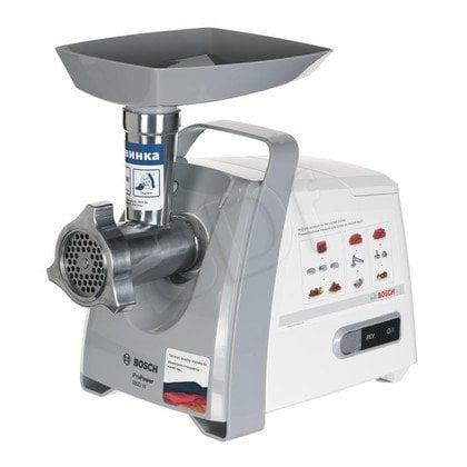 Maszynka do mielenia Bosch MFW66020 (600W Biało-szary)