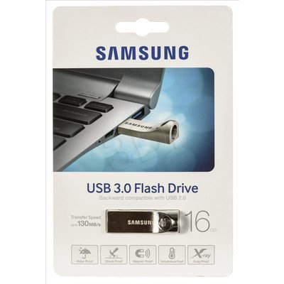 Samsung Flashdrive MUF-16BA/EU 16GB USB 3.0 Złoty