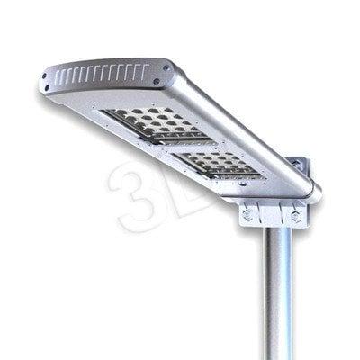 PowerNeed Solarna lampa uliczna (15W) z czujnikiem ruchu